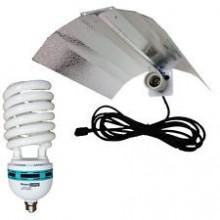 Zestaw oświetleniowy CFL 85W na kwitnienie