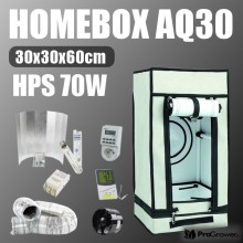 Zestaw ECO: Homebox AQ30, HPS 70W